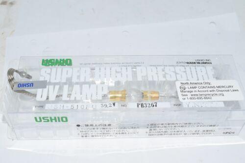 NEW USHIO, USH-510FU-500W (200W Simmer) FLASH UV LAMP