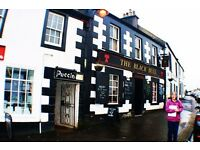 Experienced Bar and Restaurant Duty Manager - The black Bull