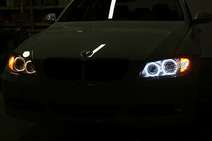 BMW 05-08 E90 E91 LED Angel Eyes *QUALITY*