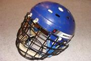 Vintage Hockey Helmet