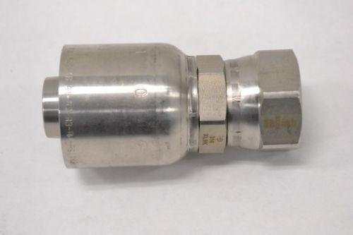 Parker hydraulic hose fittings ebay