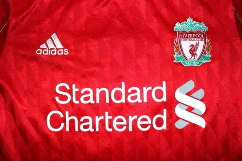 Liverpool fc shirt ebay