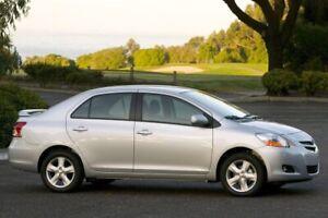 In Need of a Toyota Yaris/Toyota Corolla