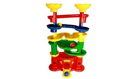 Castle Marbleworks Marble Run by Discovery Toys (Marble Run Toys)