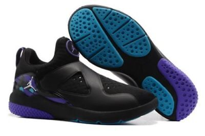 Jordan Trainer Essential men's size 10 retro black Aqua 8 hybrid Trainer shoe segunda mano  Embacar hacia Argentina
