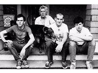 Vocalist/Guitarist needed for Southampton Originals band(QOTSA/Nirvana/RATM/Fugazi)