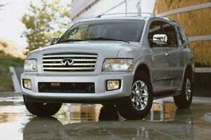2004-2010 Infiniti QX56, 4x4, Lower Mileage Preferred
