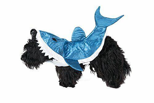 Way to Celebrate Halloween Shark Dog Costume - Medium - New With Tags!