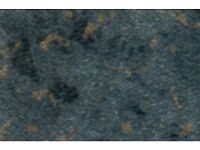 1 x BUSHBOARD ARTIS BLACK MAGIC CRYSTAL Kitchen Worktop 4000mm 600mm x 35mm (14ft 5in x 23¾in)