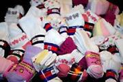 New Baby Sock Lots