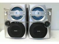 Philips hifi speakers in excellent condition