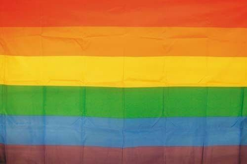 5 PC RAINBOW FLAG banner display equal decorate FL065 large 3 x 5 gay pride new