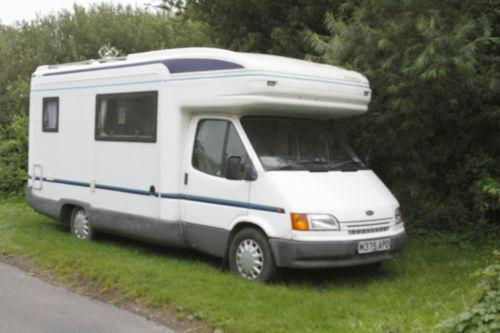 Diesel Camper Van Ebay