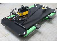 Mobile Vehicle Scissor Lift POWERTEC PREP2 91773