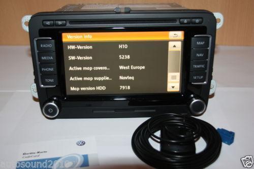 RNS 510 | Volkswagen Sat Nav System | eBay