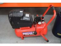 NEW Sealey Compressor SA 2420 Compressor 24ltr Direct Drive 2hp