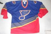 Vintage St Louis Blues Jersey