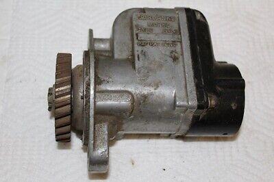 Vintage Fairbanks Morse Type Fmj V4b7 Magneto Turns Free Has Impulse Not Tested