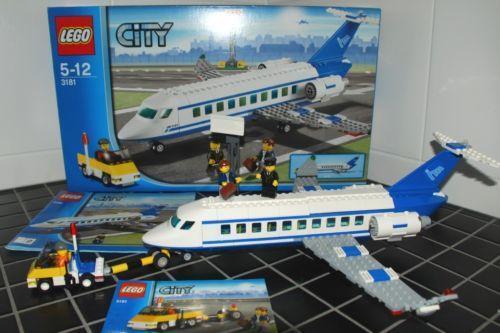Lego City Passenger Plane Ebay