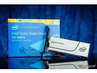 Intel pci ssd hard drive 400gb