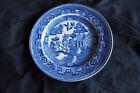 Dinner Plate Blue Blue Willow & Flow Blue Pottery & Porcelain
