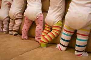 Leg Warmers for Baby