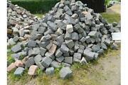 Pflastersteine Sandstein