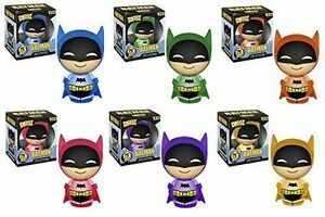 funko 75th anniversary batman dorbz full set of 6
