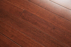 Bamboo Flooring - 5 Inches X 1/2""