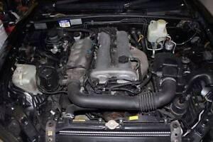 2000 Mazda MX-5 Convertible Bexley Rockdale Area Preview