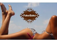 Fakebake spray tan