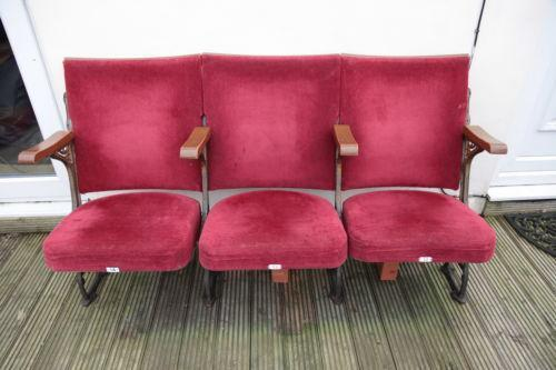 cinema chairs vintage luxury cinema chairs ebay