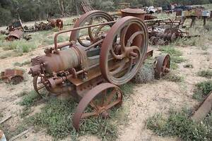 WANTED: Vintage Stationary/Steam Engines, Tractors Trucks Northern Grampians Preview