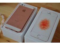 Apple iPhone SE, 64Gb - Rose Gold