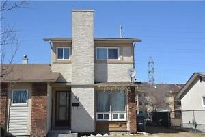 Gorgeous 2 storey side by side for sale! 11 Amelia Crescent
