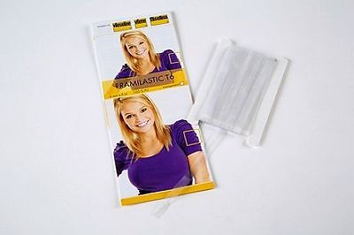 Framilastic 5m Vlieseline transparent 9mm elastische dehnbare Stoffe