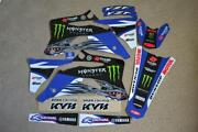 Yamaha YZ250F Graphics