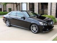 Executive Mercedes E-Class Available for Hire 2014 Plate (PCO Drivers Apply Now!)