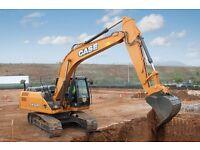 Excavator / Digger Driver