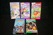 Disney Sing Along Songs Fun with Music VHS