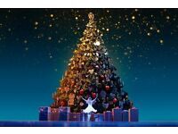 2 Tickets of Nutcracker @ Royal Opera House on 8 Dec 2016, 7.30pm