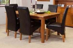 Was $1430 [Floor Stock] MOUNTAIN ASH FAIRHOLM DINING SUITE Villawood Bankstown Area Preview