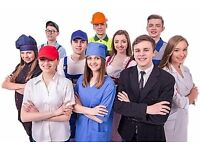 Apprenticeships Now Available for all 16 - 24 year olds, Fantastic opportunities to begin a career.