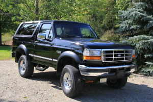 ISO 1994-1996 Ford Bronco