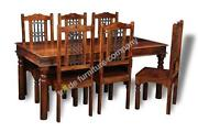 Jali Dining Table and Chairs