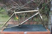 Raleigh Burner Frame