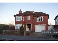 5 bedroom house in Thornhill Road, Derby, DE22 (5 bed)
