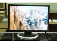 """Dell UltraSharp 2405FPW 24"""" Widescreen LCD Monitor VGA DVI"""
