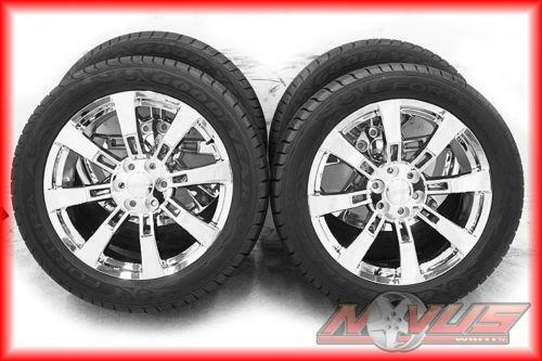 Cadillac Escalade 22 Rims Tires Ebay