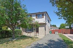 Excellent Starter Home, 2 Storey Semi Detached House With 4 BR